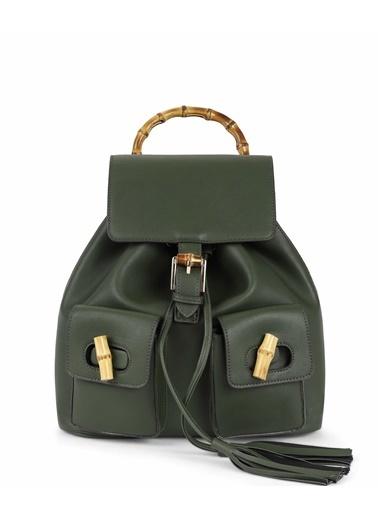 Ipekyol Çanta Yeşil